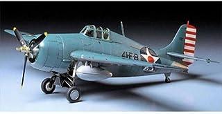 Tamiya America, Inc 1/48 Grumman F4F4 Wildcat, TAM61034