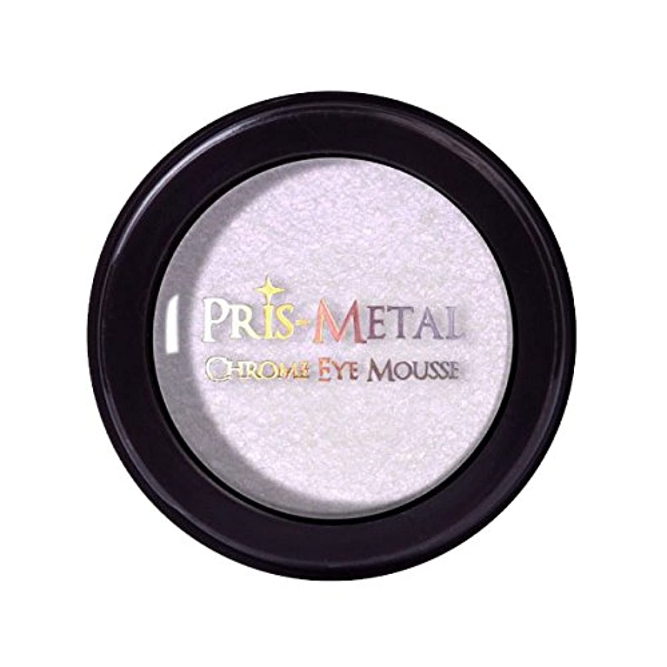 罪ボート消去(3 Pack) J. CAT BEAUTY Pris-Metal Chrome Eye Mousse - Pinky Promise (並行輸入品)