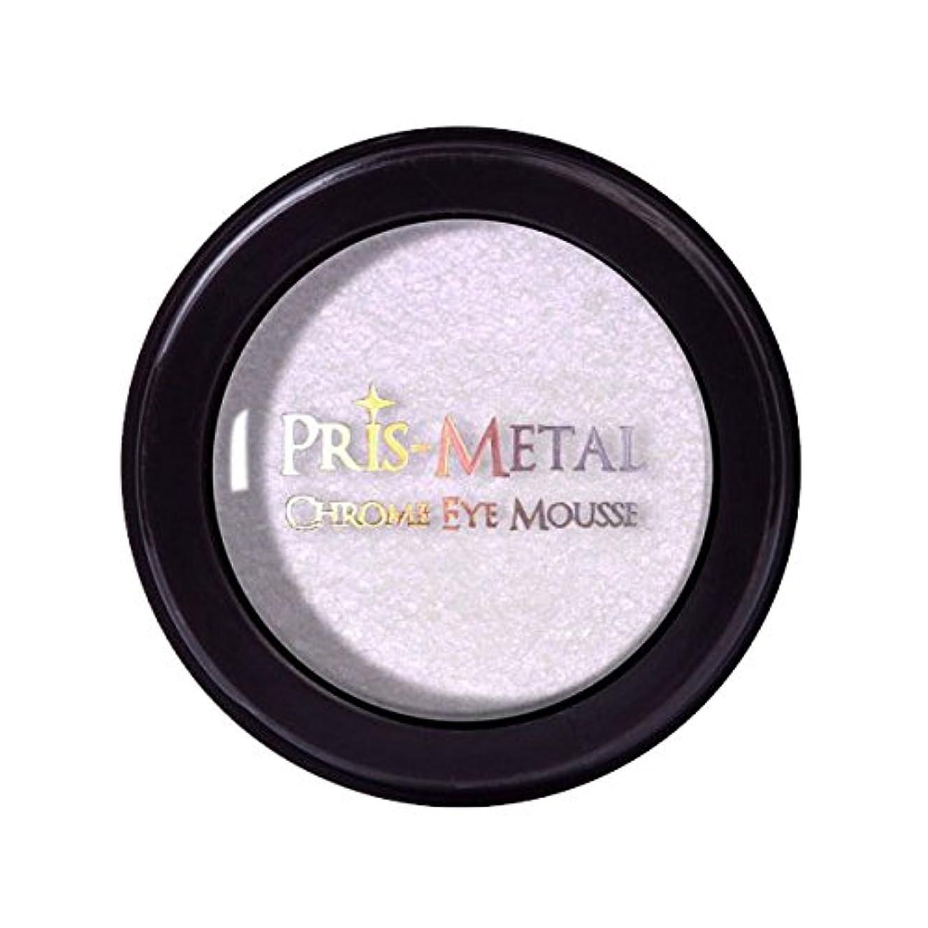 事務所小売動かす(6 Pack) J. CAT BEAUTY Pris-Metal Chrome Eye Mousse - Pinky Promise (並行輸入品)