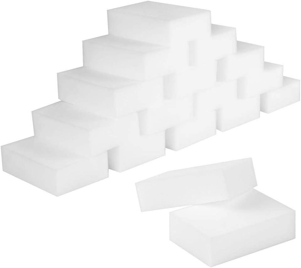 CBTONE 50 Pack Extra Thick Cleaning Alternative dealer Sponge Magic Max 66% OFF Eraser Melamine