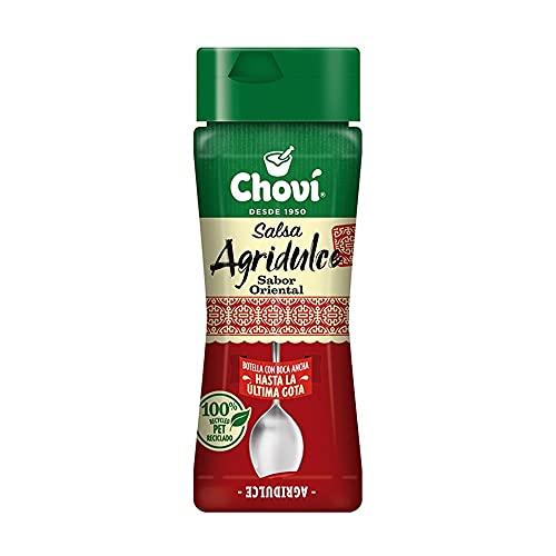 Salsa Agridulce Chovi Botella 285 G