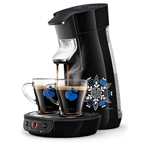Philips HD6569/62 Kaffeemaschine, Schwarz