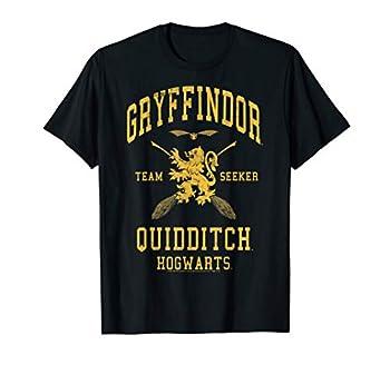 Best gryffindor quidditch tshirt Reviews