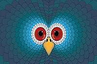 大人のためのAPAN1000ピースパズル-フクロウ-最高のパズル