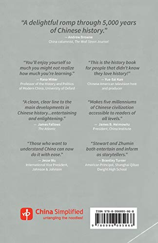 China Simplified: History Flashback [Idioma Inglés]