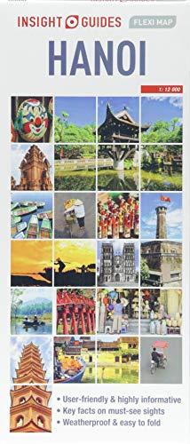 Insight Guides Flexi Map Hanoi (Insight Flexi Maps)