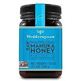 Best Manuka Honey - Wedderspoon Raw Premium Manuka Honey KFactor 12, Unpasteurized Review