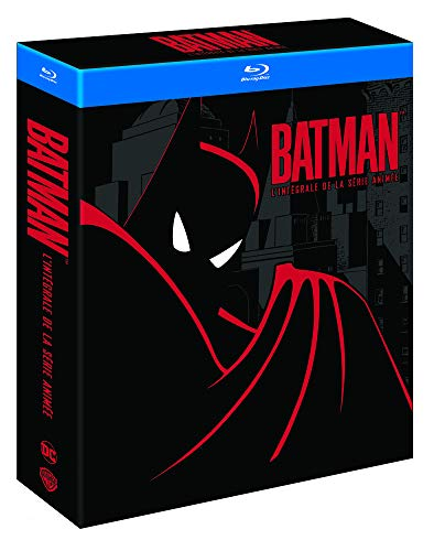 Batman La série animée - L'intégrale des 4 saisons - Coffret Blu-Ray