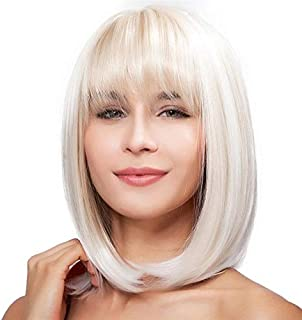 Best lob wig with bangs Reviews