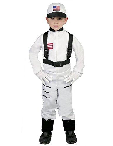 Childrens Astronaut Costume - Age 5-6
