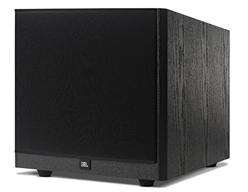 JBL Arena S10 Black 10' 100W Powered Subwoofer with Special Edition...