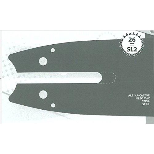 Guía de motosierra Dolmar 38cm cincel 1.3mm 64eslabones tipo de cadena 325para PS410PS411