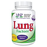 Michael's Naturopathic Programs Lung Factors - 60 Vegetarian Tablets - Nutrients for Functioning of The Lungs, with Vitamin D, Calcium, and Magnesium - Kosher - 20 Servings