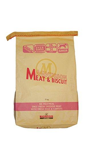 Magnusson | Meat & Biscuit Junior | 4,5 kg