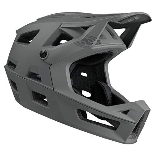 IXS Trigger FF MIPS Casco Integrale MTB, E-Bike/BMX Adulto, Unisex, Grafite, Medium