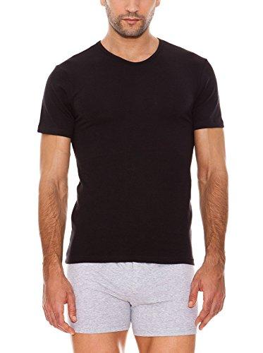 Abanderado Actual, Camiseta de Manga Corta Para Hombre, Negro, Large