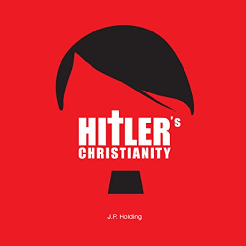 Hitler's Christianity audiobook cover art