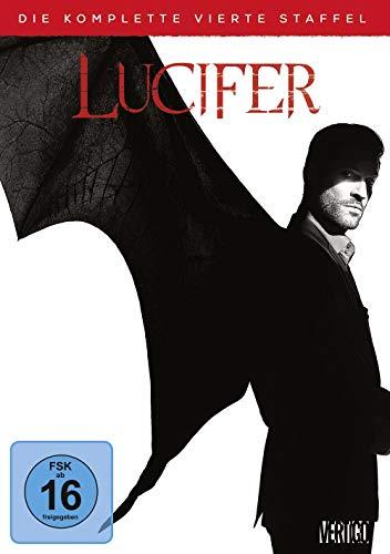 Lucifer - Die komplette vierte Staffel [2 DVDs]