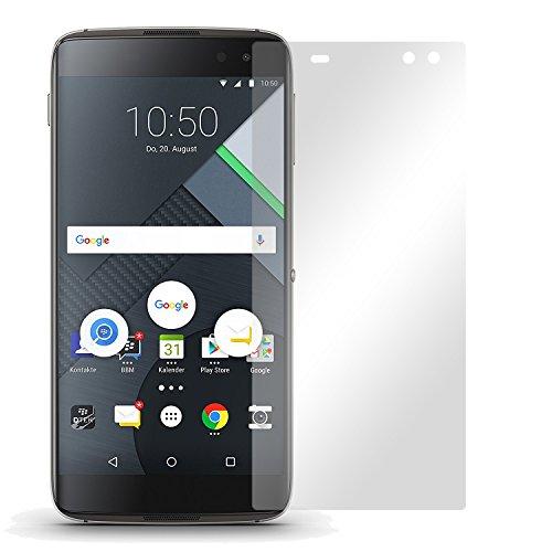 Slabo 2 x Bildschirmschutzfolie für BlackBerry DTEK60 Bildschirmfolie Schutzfolie Folie Zubehör Crystal Clear KLAR