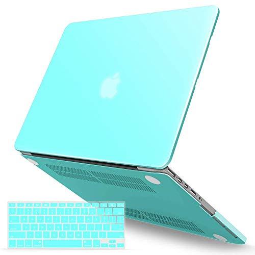 iBenzerCover for MacBook Multi Models Plastic Macbook Pro 15'' w/ Retina Display *Turquoise
