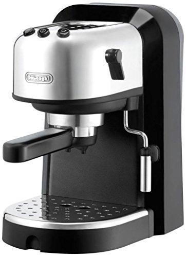 DeLonghi EC 271.B - Cafetera de espresso manual, 2 tazas, 1 l, 1100 W