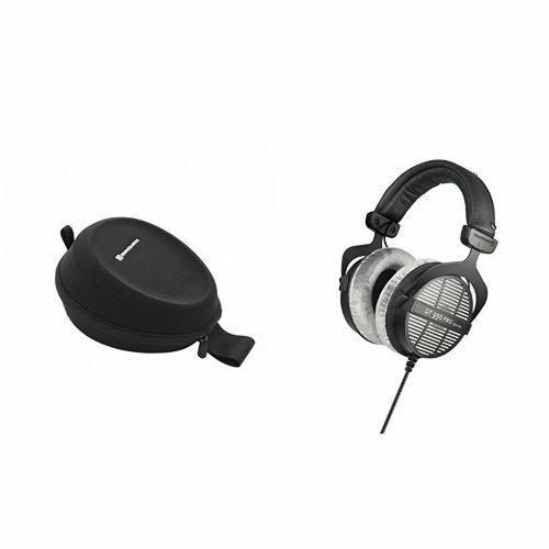 beyerdynamic DT 990 PRO offener Studiokopfhörer schwarz mit Hardcase