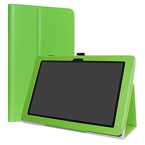 LiuShan Asus ZenPad 10 hülle, Folding PU Leder Tasche Hülle Hülle mit Ständer für 10.0