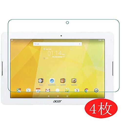 Vaxson 4 Stück Schutzfolie kompatibel mit Acer Iconia One 10 B3-A20 10