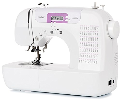 Brother CX70PE (Patchwork Edition) - Máquina de coser electrónica con 70...
