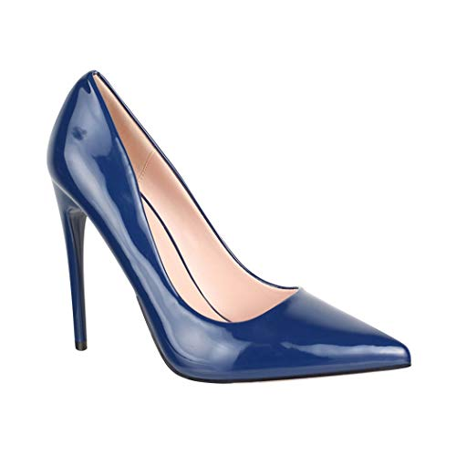 Elara Zapato Tacón Alto Mujer Elegante High Heels