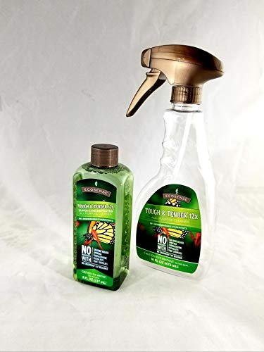 Tough & Tender Natural Cleaner - Melaleuca - NEW 12X Concentrate Makes 96 fl oz, With spray bottle