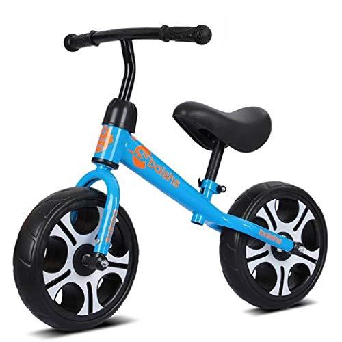 Dsrgwe Vélo Bébé Draisienne,Vélo d'équilibre, Draisienne, 12' Enfants Strider vélo, Enfant en...