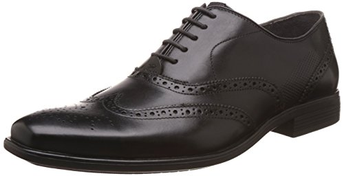 Hush Puppies Men's Griffin Maddow Leather Formal Shoes