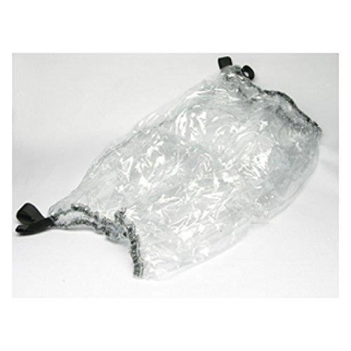 Croozer Unisex– Erwachsene Regenverdeck-3092015600 Regenverdeck, Transparent, One Size