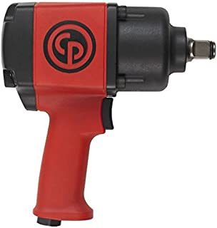 Air Impact Wrench, 3/4 In. Dr, 6300 rpm