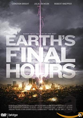 dvd - earth's final hours (1 DVD)