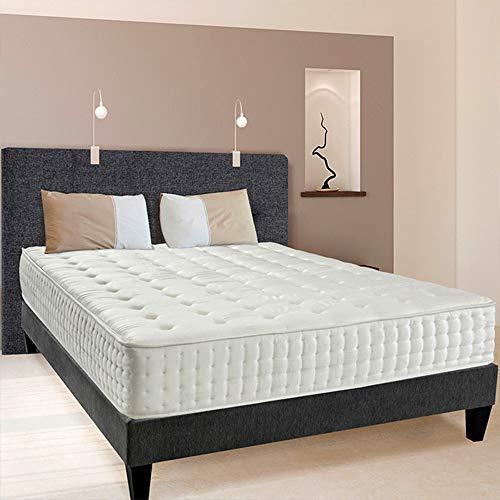 Olympe Apollon Mattress Set 90 x 190 cm + Bed Bases + Feet