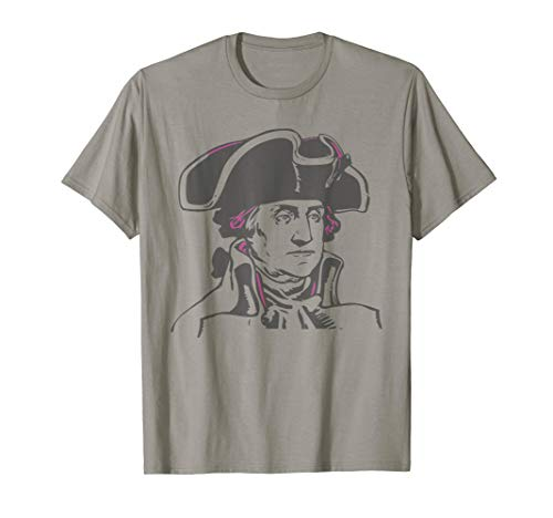 George Washington T-Shirt American Founding Father President