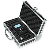 Analizador de espectro SPA-6G y RF Explorer 6G Combo Bandas. Análisis de frecuencia de mano para radio jamón, dispositivos inalámbricos, redes WiFi, ingenieros de audio