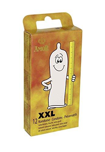 Amor XXL 12 große Kondome