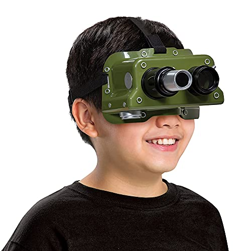 Ghostbusters Official Ecto Goggles for KIds. Track down the spooks in your neighborhood!