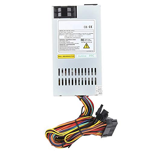 Soapow Small Power Supply 1U All‑In‑One for Desktop Computer POS Machine Supplies FSP180‑50PLA...
