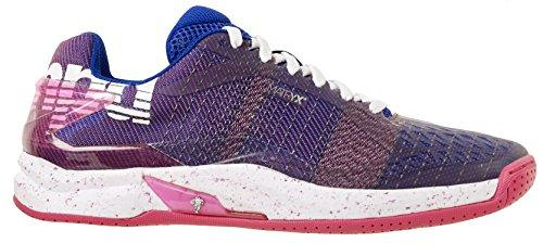 Kempa ATTACK ONE WOMEN CONTENDER, Damen Handballschuhe, Violett (Violet Electrique/Rose Fuschia Violet Electrique/Rose Fuschia), 38 EU (5 UK)