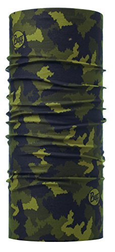 Buff Unisex Original Multifunktionstuch Original, Mehrfarbig (Hunter Military), One Size