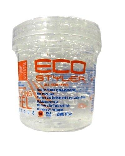 Eco Styler Krystal Styling Gel - Haargel 236ml
