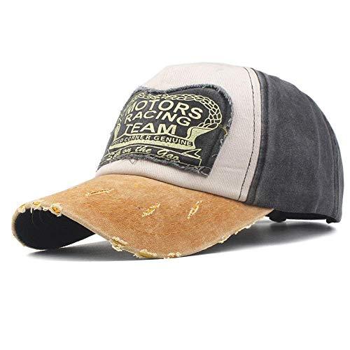 UMIPUBO Cappello Outdoor Unisex Vintage Berretto Sportivo Berretto da Baseball Schioccano Indietro i Cappelli Trucker