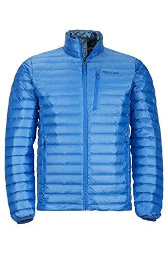 Marmot Men's Quasar Nova Jacket, Clear Blue, Large