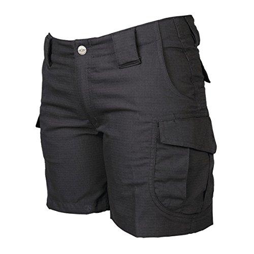 Tru-Spec Flirty Wardrobe 24/7 Ascent Short, Noir, 42, Femme, Noir