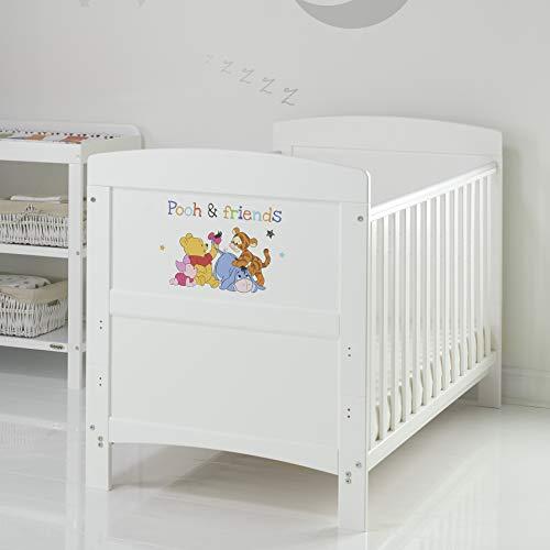 Obaby Disney Winnie l'ourson et amis lit bébé