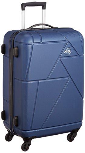 [カメレオン] スーツケース キャリーケース 保証付 57L 67 cm 3.7kg VERONA 66cm オックスフォードブルー